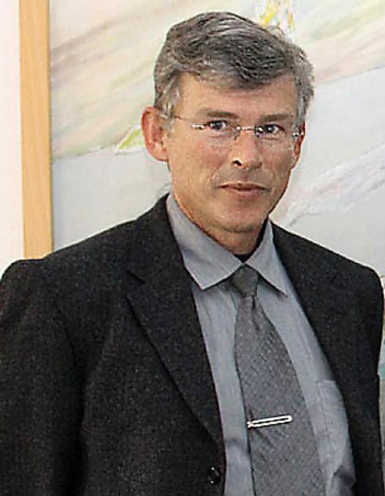 Georg Lutz, Referatsleiter im Landratsamt Lörrach   | Foto: zvg