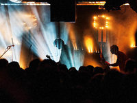 The Notwist: Gitarrenrock trifft Frickelelektronik im Jazzhaus