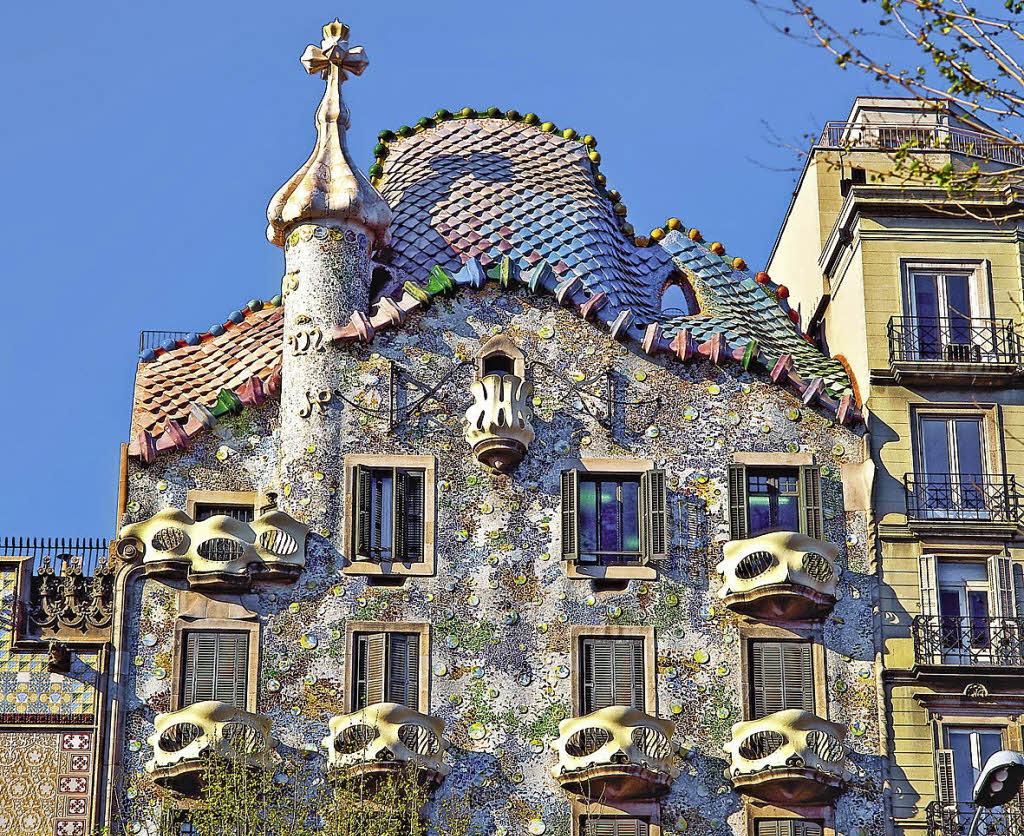 mailand barcelona mailand das mosaik des mittelmeers anzeige badische zeitung. Black Bedroom Furniture Sets. Home Design Ideas
