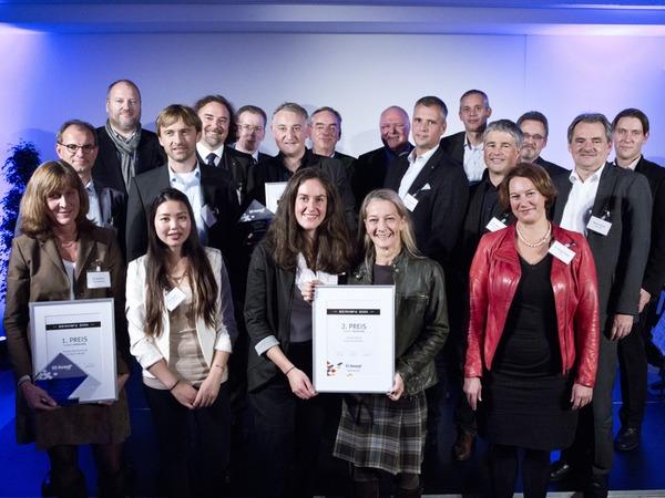 Voilà: Alle Gewinner des BZ-Awards 2014