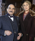 Wie Meisterdetektiv Hercule Poirot aus dem Schatten von Miss Marple tritt