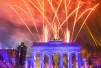 Fotos: Die Feier in Berlin zum 25. Jahrestag des Mauerfalls