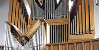 Erstes Konzert an der renovierten Klais-Orgel in Littenweiler