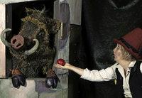 Theater Mimikri spielt Grimm'sches Märchen in Lahr