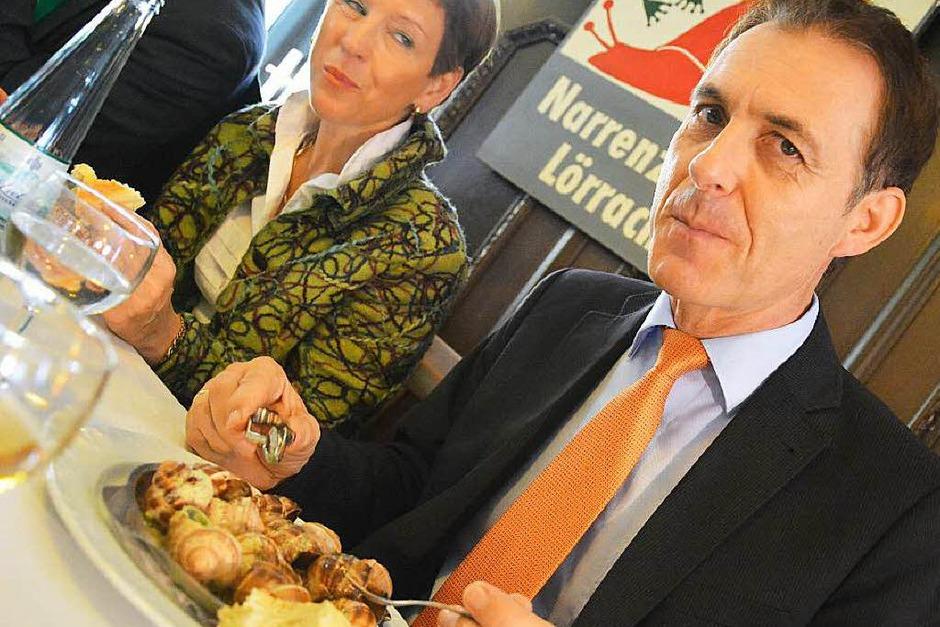Bürgermeister Jörg Lutz (Foto: Barbara Ruda)