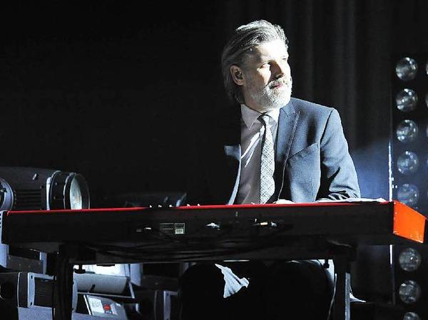 Die versierte Band als wichtiger Erfolgsfaktor: Keyboarder und Pianist Kay Fischer