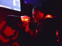 Fotos: Eröffnung des Laser-Space in Freiburg