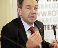 Präsident des IKRK spricht über globale Netzwerke und lokale Problemlösungen
