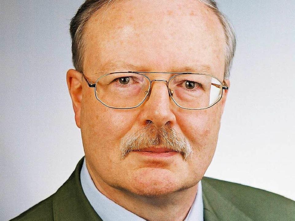 """Prof. Ulfrid Neumann: """"Die gegen...nur sehr partiell etwas zu tun.""""    Foto: dpa"""