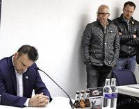 Schwenningens Coach Stefan Mair: Trainer auf Abruf