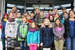 Zisch-Klassen zu Besuch bei der BZ, Herbst 2014 Teil 2