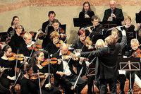 Das Musikkollegium Freiburg konzertiert in M�llheim und Freiburg