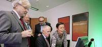 WIR �BER UNS: Gipfeltreffen im Stuttgarter BZ-B�ro