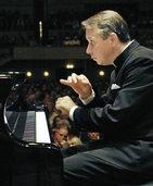 Pianist Mikhail Pletnev in Freiburg