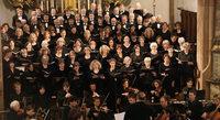 Freiburger Kantatenchor und der Chœur Sch�tz aus Besan�on singen in Freiburg und Kirchhofen