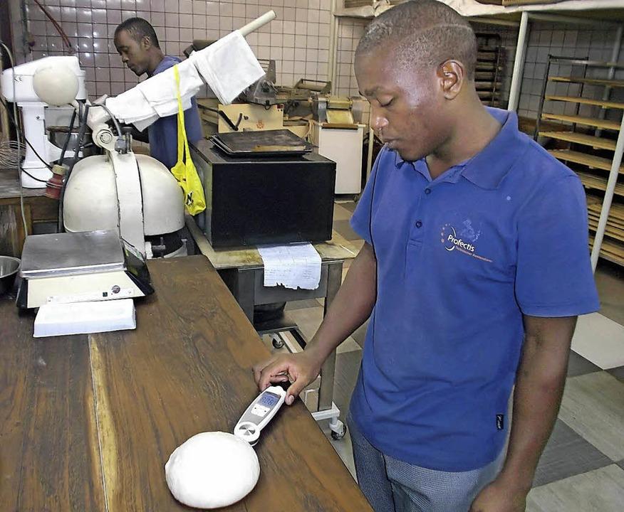 Testo Geräte in Zentralafrika  | Foto: testo