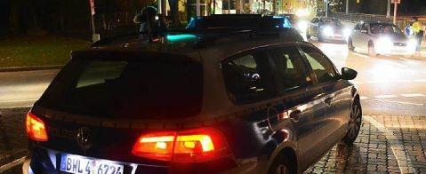 Bei Razzia in Friedlingen vier M�nner festgenommen