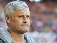 Armin Veh tritt als Cheftrainer beim VfB Stuttgart zur�ck