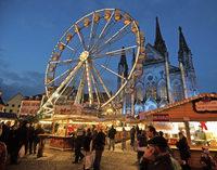 Die sch�nsten Weihnachtsm�rkte jenseits des Rheins