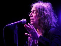 Patti Smith & Her Band kommen in den L�rracher  Burghof