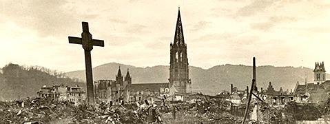 Fakten und Zahlen zur Freiburger Bombennacht