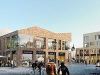 Wird der Handel vom neuen Einkaufsquartier profitieren?