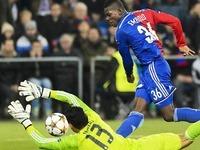 Trotz Niederlage: FC Basel auf Augenh�he mit Real Madrid