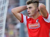 Muskelfaserriss: Maximilian Philipp erneut verletzt