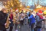 Fotos: Weihnachtsmarkt auf dem Lindenplatz in Weil am Rhein
