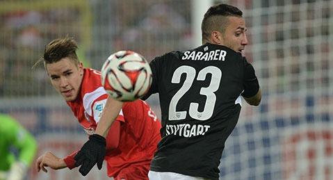 SC Freiburg geht 1:4 gegen den VfB Stuttgart unter