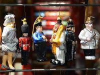 Fotos: Besuch im Weihnachtshaus von Johann Wanner in Basel