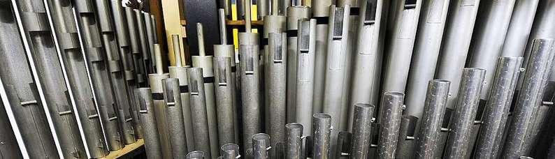 Orgeln in der Region: Mit Klang und Gloria