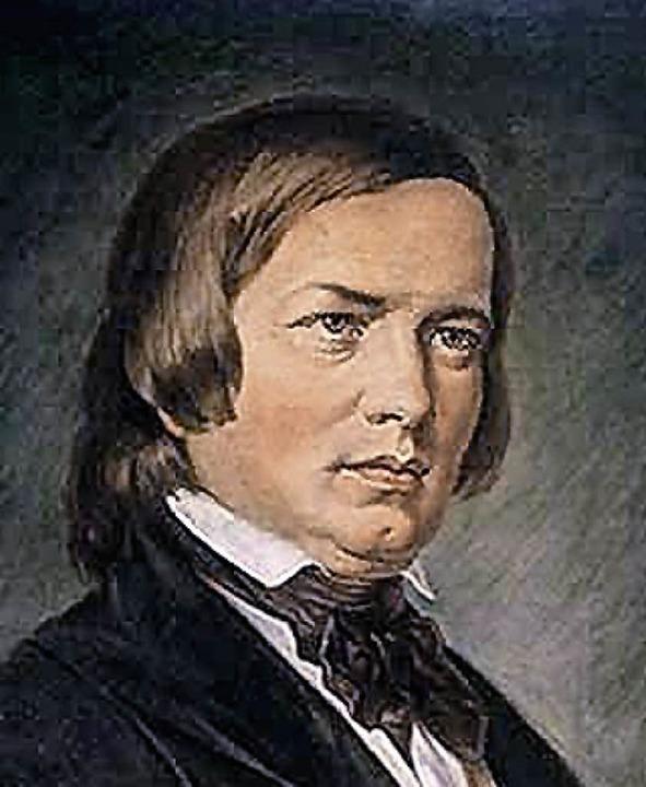 Robert Schumann   | Foto: ZVG