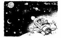 Auf zu den Sternen