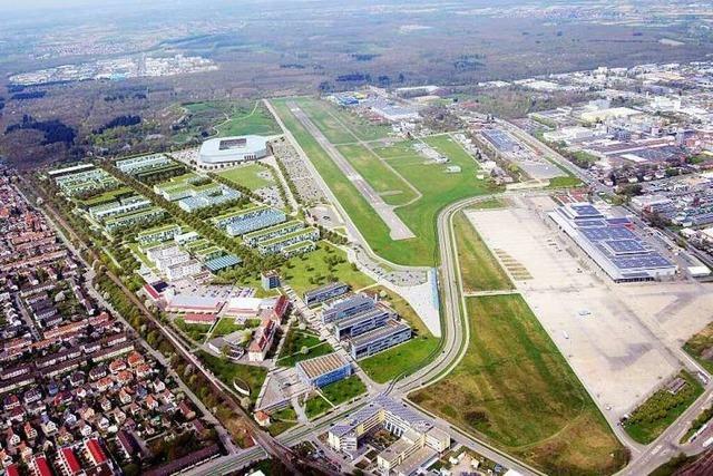 Live-Ticker zum Nachlesen: Bürger-Information zum neuen SC-Stadion