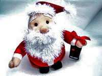 Heute pupst der Weihnachtsmann