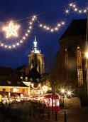 Weihnachtswunderland Elsass
