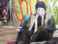 Obdachlose in Südbaden haben ein hartes Leben