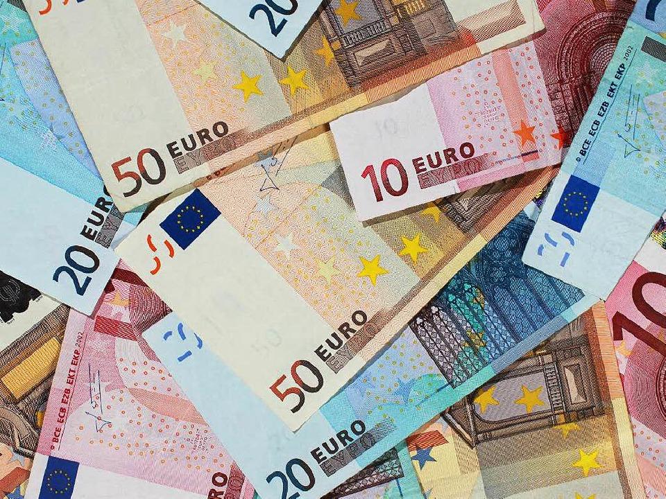 Das gesamte Investitionsvolumen im Fre... beträgt laut Plan 110 Millionen Euro.  | Foto: dpa