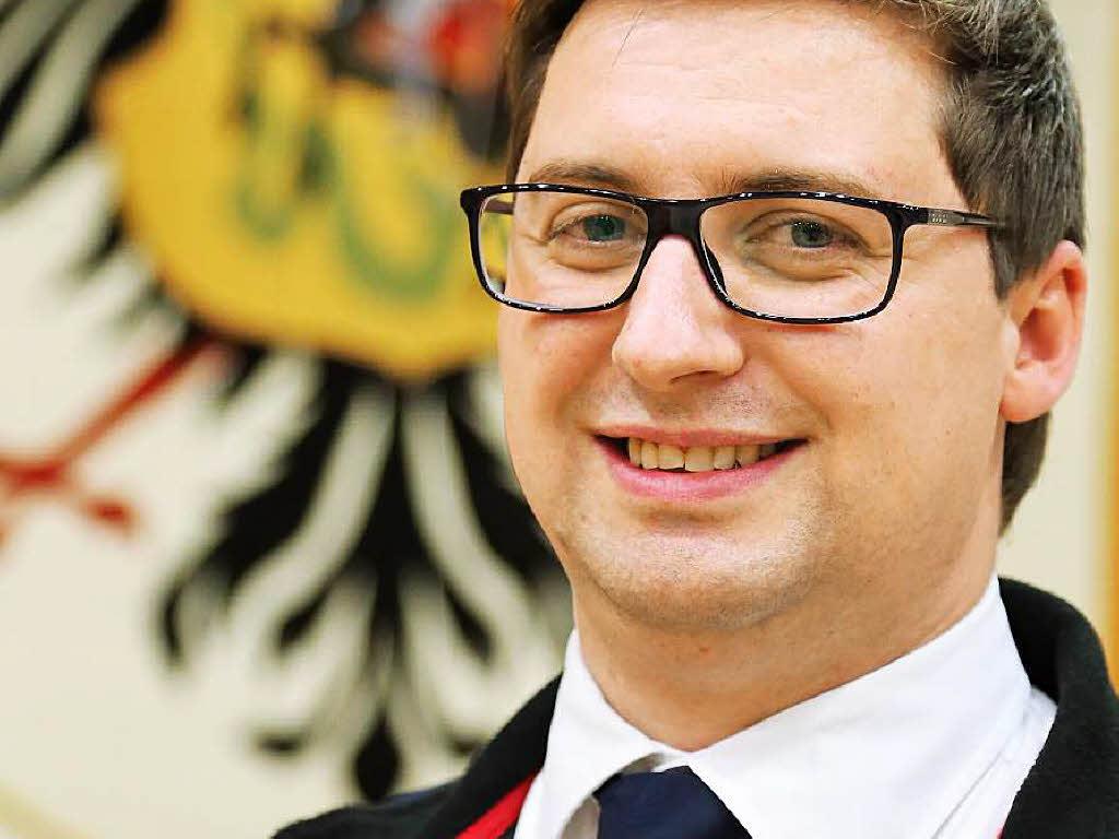 <b>Bernhard Frei</b> wird neuer stellvertretender Kreisbrandmeister Foto: lra - 97283350