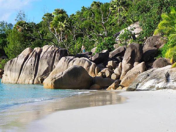 Traumziel vieler Urlauber im Indischen Ozean: die Seychellen