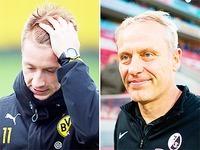 SC-Trainer Christian Streich: Ich bin wie Marco Reus