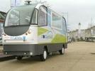 Busse ohne Fahrer in La Rochelle