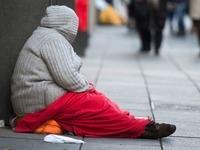 Obdachlose nimmt keine Hilfe an - Ein Grenzfall in Freiburg