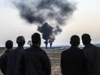 IS-K�mpfer desertieren und werden daf�r hingerichtet