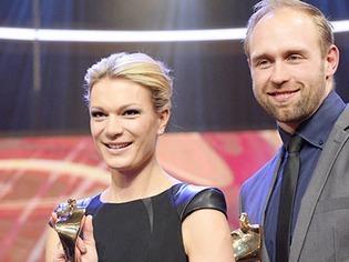 Sportler des Jahres: Maria H�fl-Riesch kritisiert die Wahl Hartungs