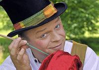 """Tamalan Theater spielt """"Das tapfere Schneiderlein"""" im Theater Arleccchino"""