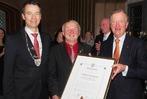 Kirchzarten ernennt Franz Kromer zum Ehrenb�rger
