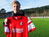 19-j�hriger Norweger verst�rkt Mittelfeld des SC Freiburg