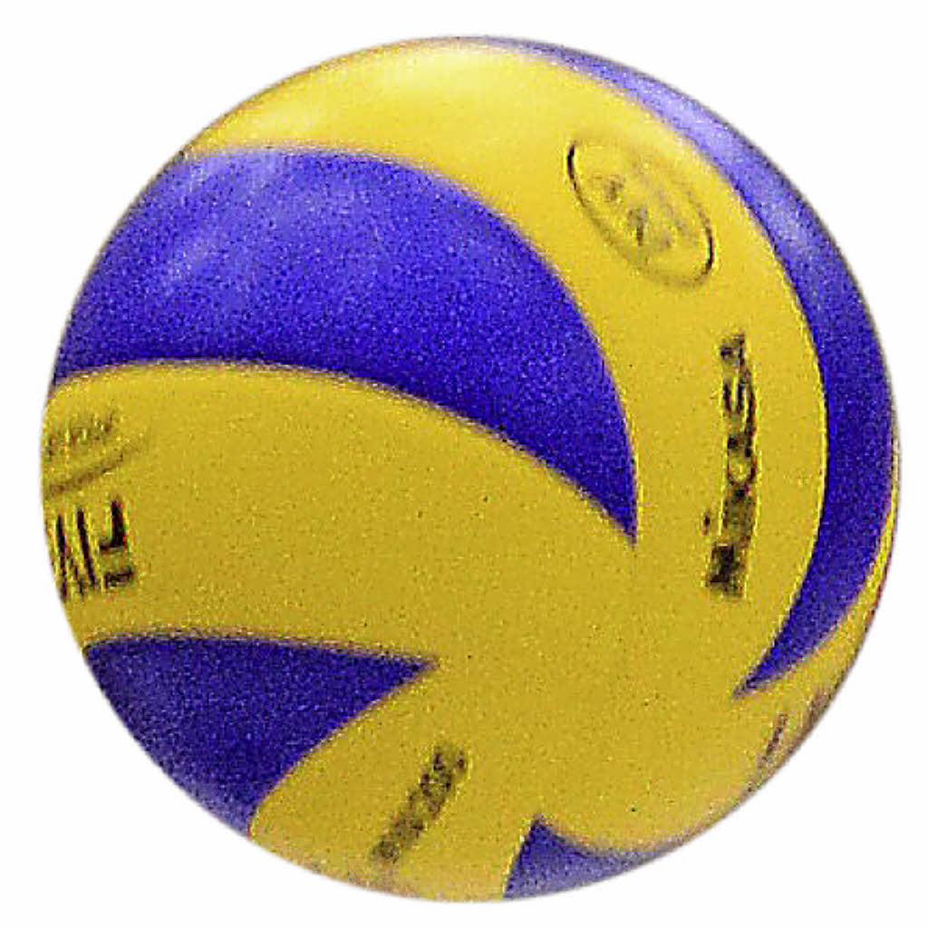 volleyball das geschenk badische. Black Bedroom Furniture Sets. Home Design Ideas